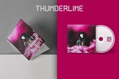 Thunderline Display Font Product Image 4
