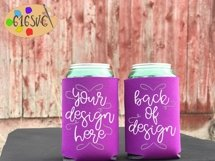 Can Cooler Mockup Bundle 33 Color Choices Product Image 26