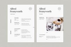 Resume & Portfolio Template - Alfred Product Image 3