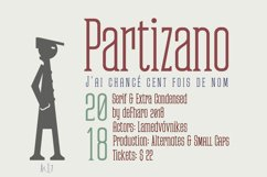 Partizano Serif Product Image 4