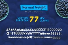 Bluberry Typeface Product Image 2