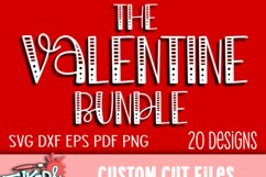 NEW Valentine SVG Bundle Product Image 3