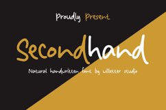 Secondhand Product Image 1