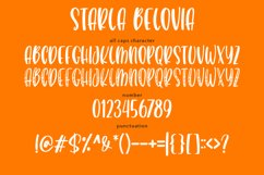 Starla Belovia - Playfull Font Product Image 2