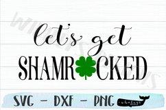 Clover - Shamrock - Saint Patrick's Day Product Image 1