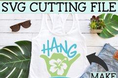 Hang Loose Shaka SVG Product Image 4