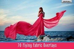 Flying Fabric Overlays Product Image 1