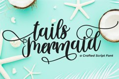 Tails Mermaid - a Crafted Script Product Image 2