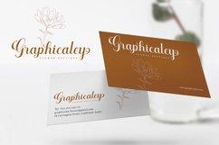 Aiytha-Elegant Caligraphy Font Product Image 4
