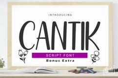 Cantik Font Product Image 1