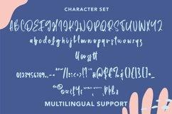 Web Font Wordless - Beautiful Handwritten Font Product Image 5