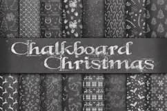 Christmas Bundle - Includes Over 200 Digital Papers Product Image 6