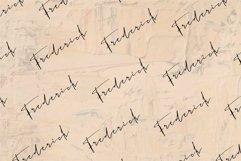 Web Font Matteol - Beauty Signature Font Product Image 4