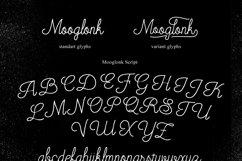 Mooglonk Font + Badges & Brush Product Image 5