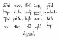 Fellant - Script Font Product Image 4