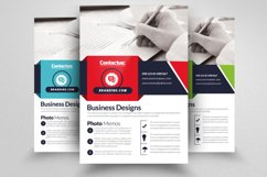 Business Accounting Firm Flyer Product Image 1