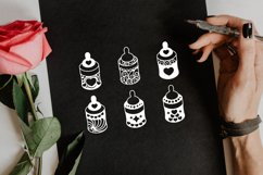 Papercut Cute Baby Feeders with Decorations Set Product Image 4