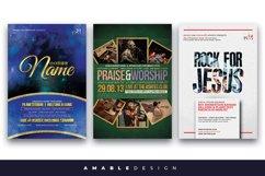 Church Flyers Bundle Vol.1 Product Image 5