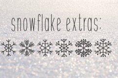 Overcoat & Snowflake Extras  Product Image 3