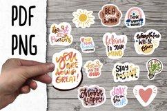 positive stickers bundle Product Image 1