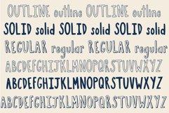 Boston Cream Font Family Product Image 2