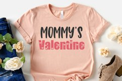 Valentine's Day - Mommy's Valentine SVG Cut Files Product Image 3
