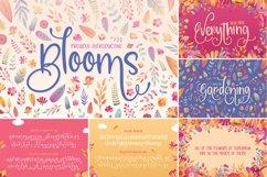 The Floral Craft Font Bundle Product Image 5