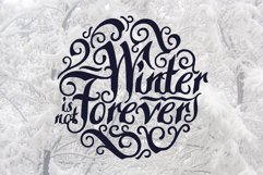 Late Frost font Product Image 2