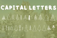 Spruce doodle font in ttf, otf Product Image 2