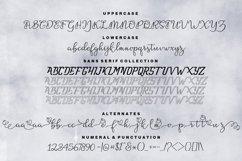 Nathalia Fonts Family Product Image 3