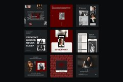 Podcast Instagram Templates Product Image 5