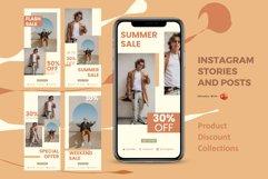 Updates! Bundle 12 packs instagram stories & posts powerpoin Product Image 2