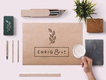 Enriq Round Sans Serif Font Product Image 5