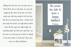Early Age-kind font Product Image 2
