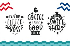 Kinglet - Cute Font Duo With Extras Product Image 5
