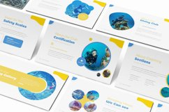 Diving Clubs Keynote Template Product Image 4