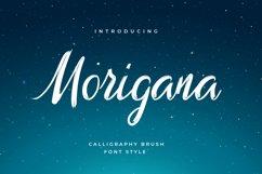 Morigana Hand Brush Calligraphy Font Product Image 1