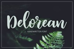 Delorean Script Product Image 1