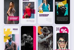Expression - Instagram Story Template Product Image 6