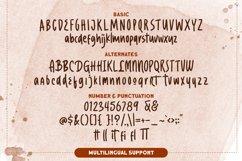 Caramel Chestnut - Handwritten Font Product Image 8