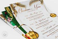 Christmas Menu Template V1 Product Image 6