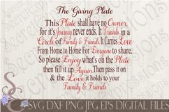 The Giving Plate Product Image 1