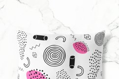 Sweet 80's! Vintage hand drawn patterns collection Product Image 4