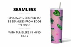 Tumbler Sublimation | 20 oz | Taper | Straight Product Image 2