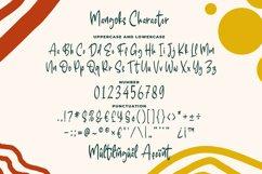 The Mangoks - Cute Handwritten Font Product Image 4