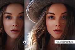 Vector Painting PS Actions Product Image 5