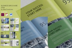 Business System Brochure Product Image 5