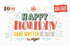 Happy Holiday Product Image 1