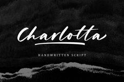 Charlotta - Handwritten Script Product Image 1
