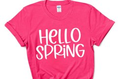 Spring Poppy - A Quirky Handwritten Font Product Image 3